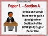 WJEC Eduqas Reading Fiction - Paper 1 Section A (9-1) (slide 2/57)