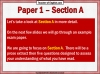 WJEC Eduqas Reading Fiction - Paper 1 Section A (9-1) (slide 6/57)