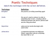 WJEC GCSE Love Poetry Teaching Resources (slide 106/347)