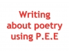 WJEC GCSE Love Poetry Teaching Resources (slide 110/347)