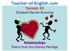 WJEC GCSE Love Poetry Teaching Resources (slide 163/347)