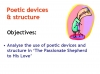 WJEC GCSE Love Poetry Teaching Resources (slide 22/347)