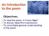 WJEC GCSE Love Poetry Teaching Resources (slide 238/347)