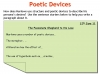 WJEC GCSE Love Poetry Teaching Resources (slide 27/347)