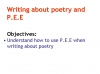 WJEC GCSE Love Poetry Teaching Resources (slide 29/347)