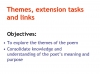 WJEC GCSE Love Poetry Teaching Resources (slide 343/347)