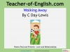 Walking Away by C Day-Lewis Teaching Resources (slide 1/21)