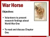 War Horse by Michael Morpurgo Teaching Resources (slide 19/138)