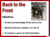 War Horse by Michael Morpurgo Teaching Resources (slide 73/138)