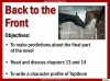 War Horse by Michael Morpurgo Teaching Resources (slide 83/138)