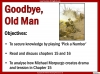 War Horse by Michael Morpurgo Teaching Resources (slide 90/138)