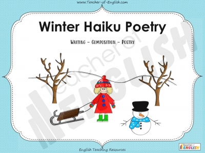 Winter Haiku Poetry