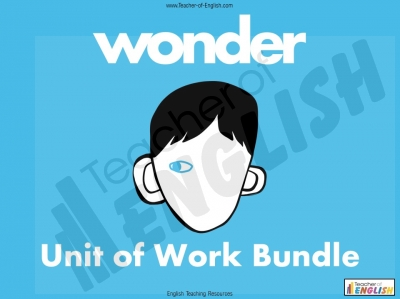 Wonder - Unit of Work Bundle