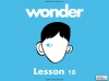 Wonder - Unit of Work Part One Teaching Resources (slide 79/85)