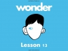 Wonder - Unit of Work Part Two Teaching Resources (slide 21/79)