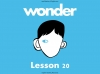 Wonder - Unit of Work Part Two Teaching Resources (slide 73/79)