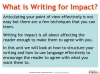 Writing for Impact Teaching Resources (slide 6/79)