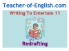 Writing to Entertain Teaching Resources (slide 144/152)