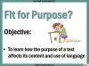 Writing to Persuade (slide 3/80)