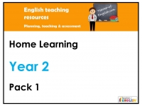 Year 2 Home Learning Pack