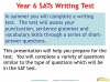 Year 6 SPaG Test Preparation (slide 3/5)