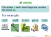 ai words Teaching Resources (slide 3/5)